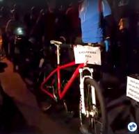 manifestacao ciclistas bicicletada protesto casa joao doria prefeito eleito sao paulo 10