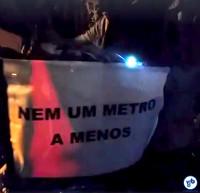 manifestacao ciclistas bicicletada protesto casa joao doria prefeito eleito sao paulo 7