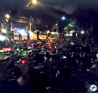 manifestacao ciclistas bicicletada protesto casa joao doria prefeito eleito sao paulo die-in 2