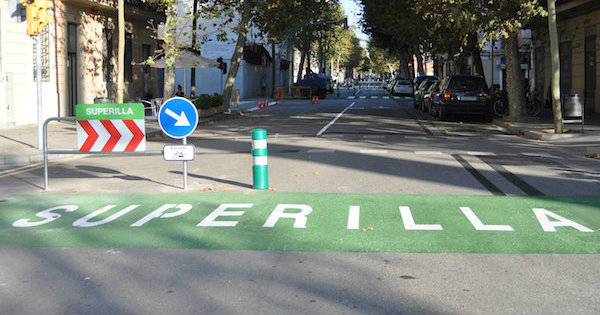 Exemplo de superbloco. Foto: Divulgação/site oficial do projeto