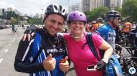 2016-11-06 Primeiro Grande Encontro de Ciclistas Grupos de Pedal - 01 - Foto Willian Cruz