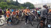 2016-11-06 Primeiro Grande Encontro de Ciclistas Grupos de Pedal - 02 - Foto Willian Cruz
