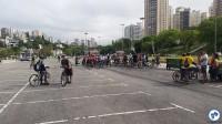 2016-11-06 Primeiro Grande Encontro de Ciclistas Grupos de Pedal - 03 - Foto Willian Cruz