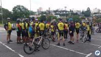 2016-11-06 Primeiro Grande Encontro de Ciclistas Grupos de Pedal - 07 - Foto Willian Cruz