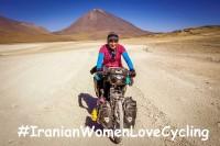 mulher iraniana ciclista pedalando 4 - IranianWomenLoveCycling