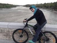 mulher iraniana ciclista pedalando 6 - IranianWomenLoveCycling