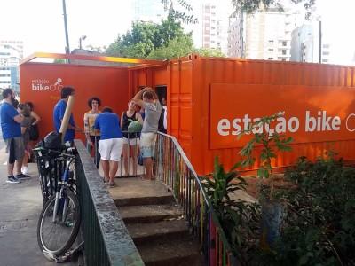 2017-02 Bicicletário Municipal Paraíso São Paulo -