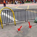 Paraciclo solto (suporte para prender bicicleta) - Avenida Paulista - fb h - Foto Otavio Conejero Takejame