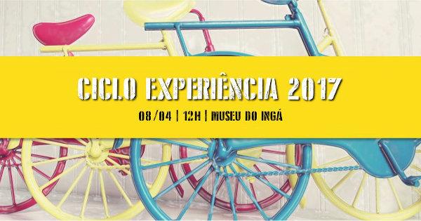Pedal Sonoro promove a Cicloexperiência 2017, nesse sábado em Niterói.