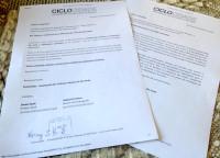 Após diversos e-mails sem resposta, ofício protocolado no dia 11 pede repintura da ciclovia apagada no Morumbi.