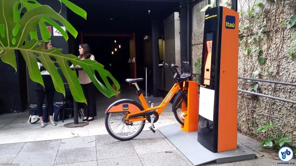 Sistema receberá um grande upgrade, com novas bicicletas, estações e aplicativo. Foto: Willian Cruz/Vá de Bike